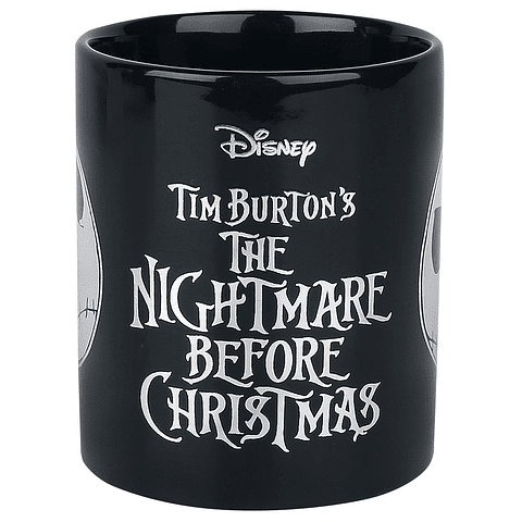 Caneca The Nightmare Before Christmas Jack Face