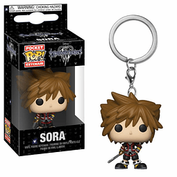 Porta-chaves Pocket POP! Kingdom Hearts: Sora