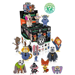 Mistery Mini Blind Box: Zootopia