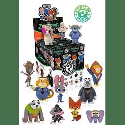 Mystery Mini Blind Box: Zootopia