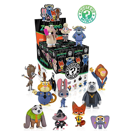 Mistery Mini Blind Box: Zootopia