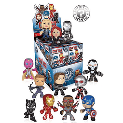 Mistery Mini Blind Box: Captain America Civil War