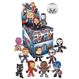 Mystery Mini Blind Box: Captain America Civil War