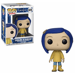 POP! Animation: Coraline - Coraline in Raincoat