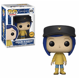POP! Animation: Coraline - Coraline in Raincoat Chase Edition