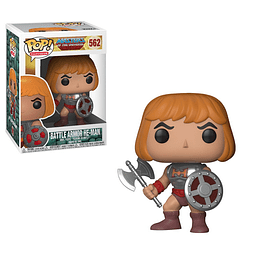 POP! TV: MOTU - Battle Armor He-Man