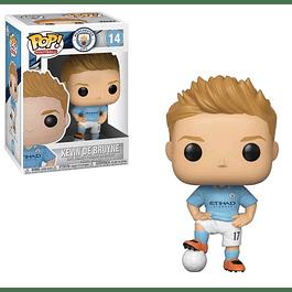 POP! Football: Manchester City - Kevin De Bruyne