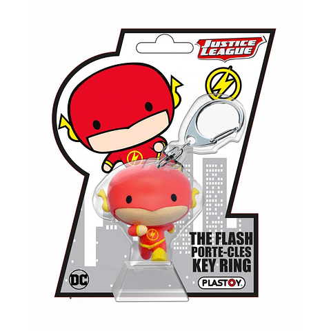 Porta-chaves Chibi The Flash