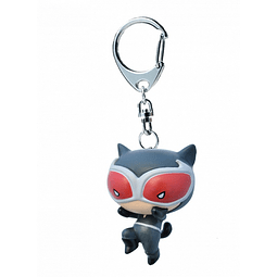 Porta-chaves Chibi Catwoman