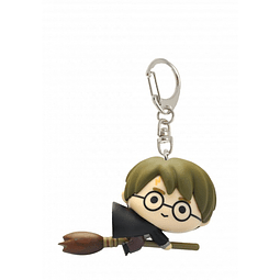 Porta-chaves Chibi Harry Potter