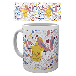 Caneca Pokémon I Choose You