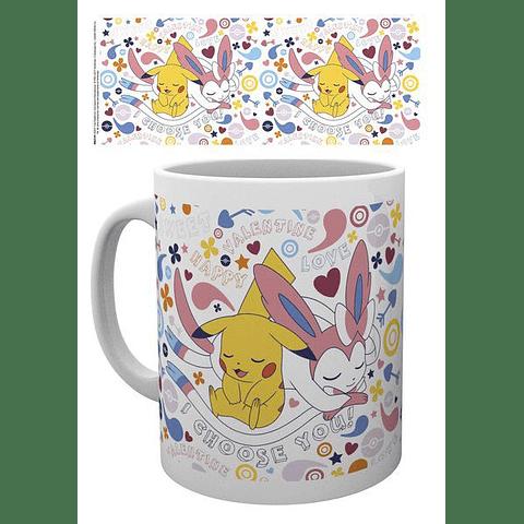 Caneca Pokémon I Choose You