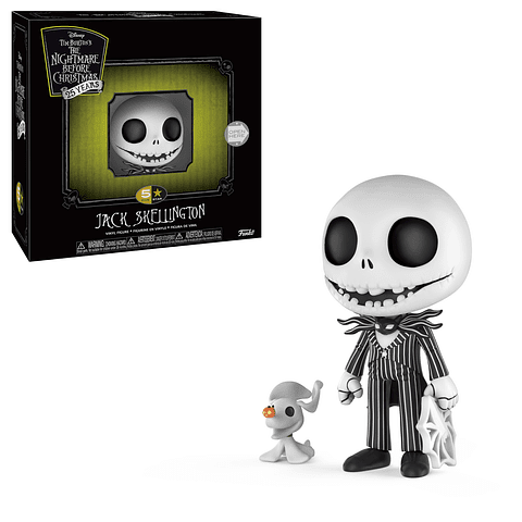 5 Star: The Nightmare Before Christmas - Jack Skellington