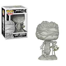 POP! Rocks: Metallica - Lady Justice