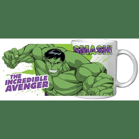 Mega Caneca Hulk Smash