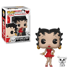 POP! Animation: Betty Boop - Betty Boop & Pudgy