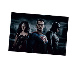 Puzzle 200 Peças Batman v Superman - Dawn of Justice