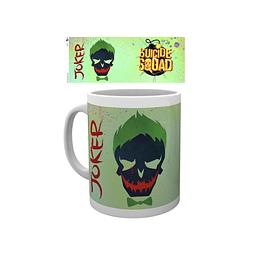 Caneca Suicide Squad Joker Skull