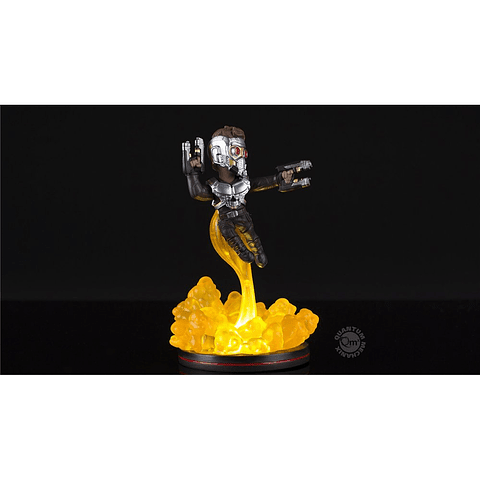 Q-Fig FX Guardians of the Galaxy Vol. 2 - Star-Lord Lights Up!