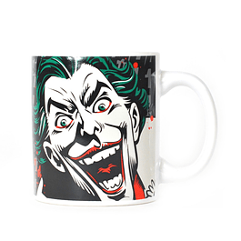 Caneca The Joker Laughing