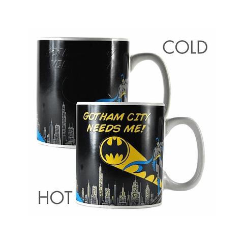 Caneca Mágica Batman Gotham City Needs Me