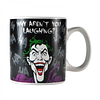 Caneca Mágica The Joker Why Aren't You Laughing?