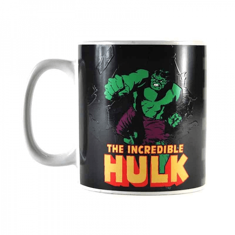 Caneca Mágica The Incredible Hulk