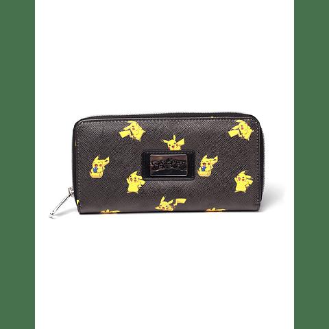 Carteira Pokémon Pikachu
