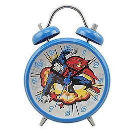 Mini Despertador Superman