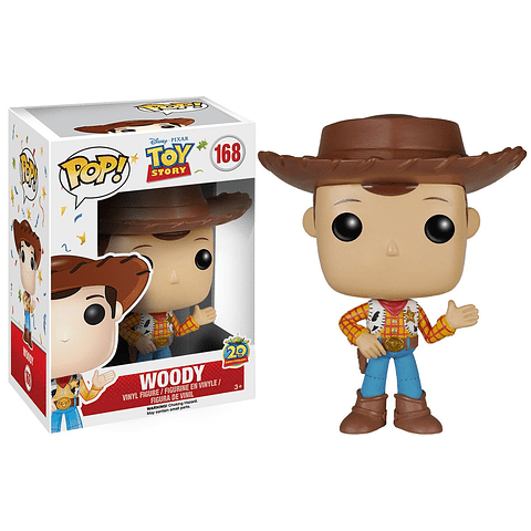 POP! Disney Pixar Toy Story: Woody