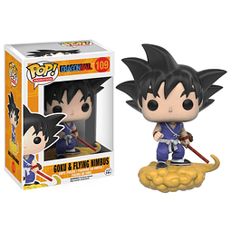 POP! Animation: Dragon Ball - Goku & Flying Nimbus