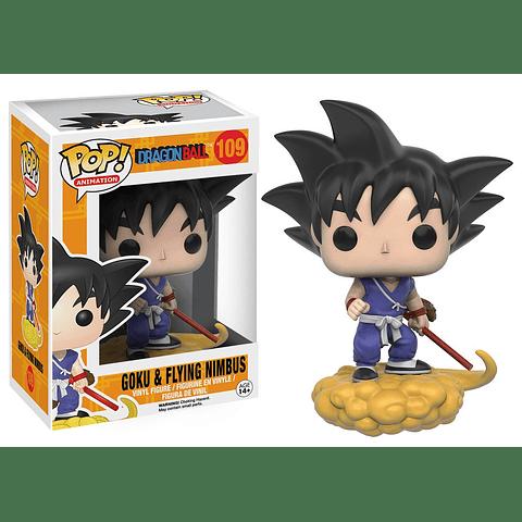 POP! Animation: Dragon Ball - Goku & Flying Nimbus