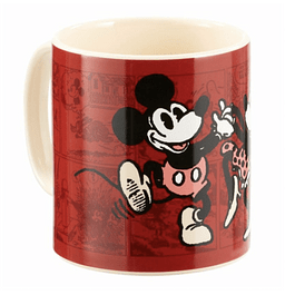 Caneca XL Disney Classic Mickey and Minnie Comic