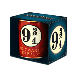 Caneca Harry Potter Platform 9 3/4