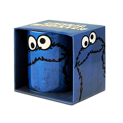 Caneca Sesame Street Cookie Monster