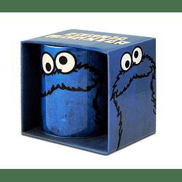 Caneca Sesame Street Cookie Monster