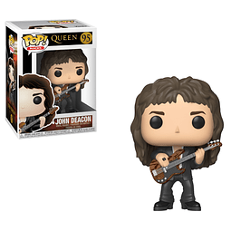 POP! Rocks: Queen - John Deacon