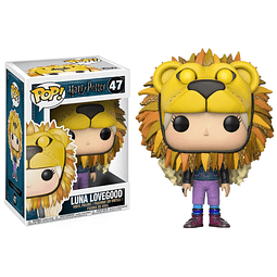POP! Harry Potter: Luna with Lion's Head