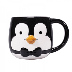 Caneca 3D Mary Poppins Penguin