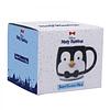 Caneca 3D Mary Poppins Penguin