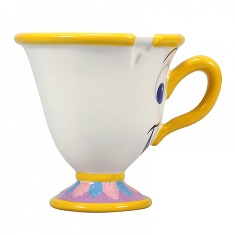 Caneca Beauty and the Beast Chip