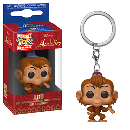 Porta-chaves Pocket POP! Aladdin: Abu