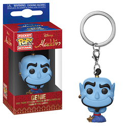 Porta-chaves Pocket POP! Aladdin: Genie