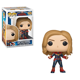 POP! Captain Marvel: Captain Marvel