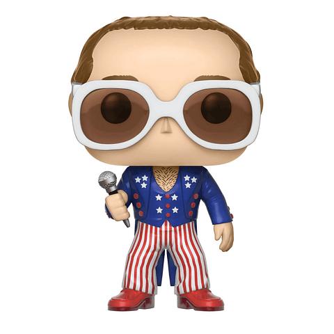 POP! Rocks: Elton John - Elton John Red, White & Blue
