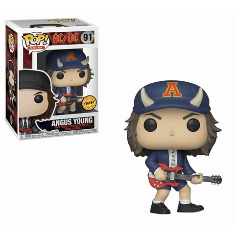 POP! Rocks: AC/DC - Angus Young Chase Edition