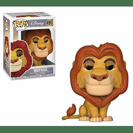 POP! Disney: The Lion King - Mufasa