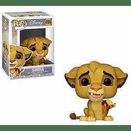POP! Disney: The Lion King - Simba