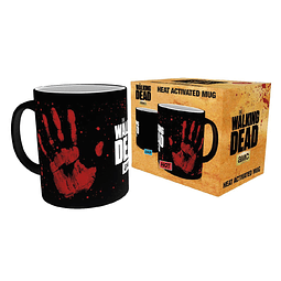 Caneca Mágica The Walking Dead Hand Print