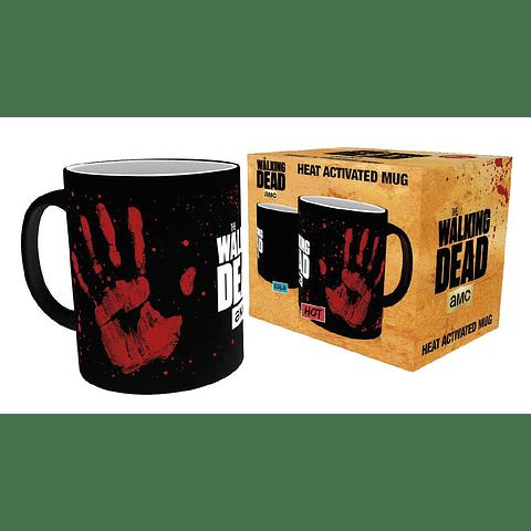 Caneca Mágica The Walking Dead Hand Print